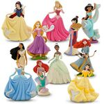 Disney Princess All 11 Princesses Figurines