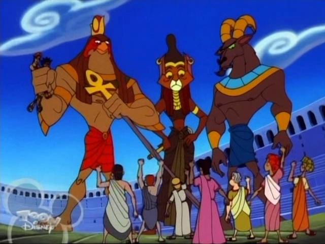 Gods Of Ancient Egypt Disney Wiki Fandom Powered By Wikia