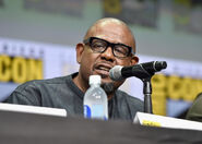 Forest Whitaker SDCC