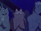 Victor, Hugo en Laverne