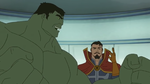 Hulk, Doctor Strange Secret Wars 03