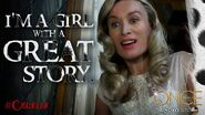 I'm a girl with a great story