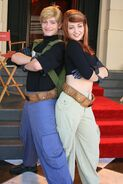 Kim and Ron Posing Together at WDW