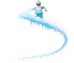 LEGO Incredibles - Frozone