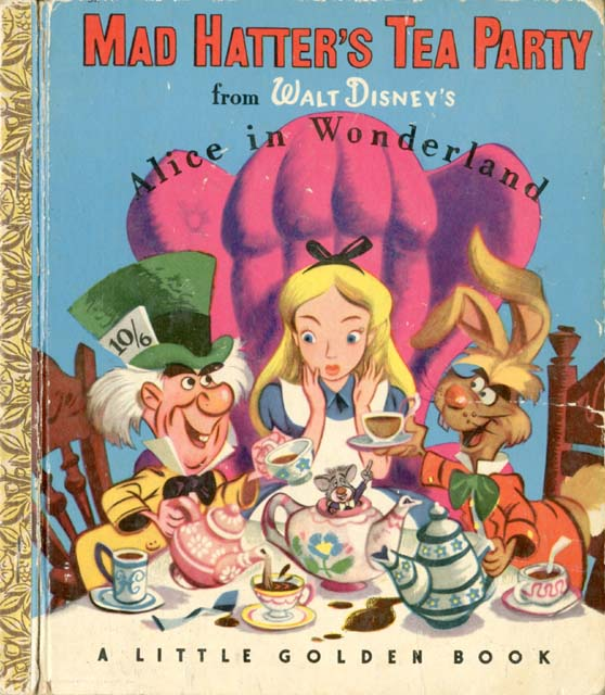 Mad Hatters Tea Party Disney Wiki Fandom Powered By Wikia