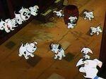 Lucky Cadpig Rolly Patch Pups HTLHFDL