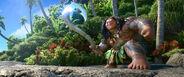 Maui und sein Angelhaken
