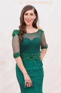 Mayim Bialik 65th Emmys