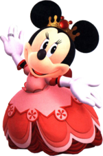 Minnie Mouse KHIII