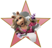 Misspiggy star