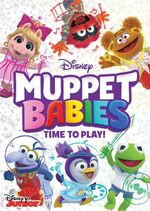 Muppet Babies Time to Play! DVD