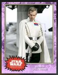Rogue One - Trading Cards - Director Orson Krennic