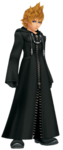 Roxas (Black Coat) KHII