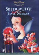 Snow White and the Seven Dwarfs 2001 Dutch DVD
