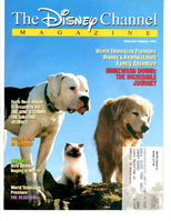 TheDisneyChannelMagazineFebruaryMarch1994