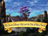 The Secret Library: Olaf and the Tale of Miss Nettle