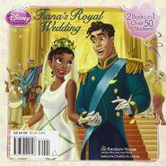 Tiana's Royal Wedding Cover