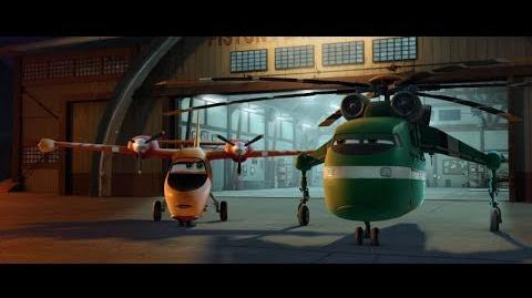 """""""Make It Count"""" Clip - Planes Fire & Rescue"""