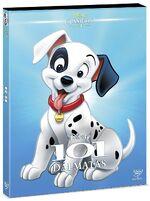 101 Dalmatians DVD México