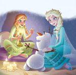A Royal Sleepover Illustration 6
