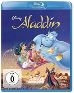 Aladdin 2013 Germany Blu-Ray
