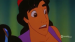 Aladdin Shocked