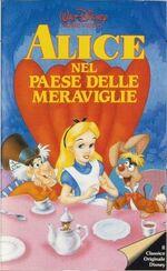 Alice it vhs