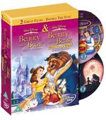 Beauty and the Beast Magical World 2003 Box Set UK DVD