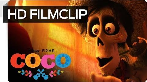 COCO - Filmclip Triff Hector Disney•Pixar HD