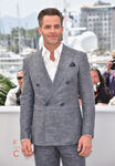 Chris Pine 69th Cannes Fest