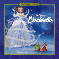 Cinderella soundtrack original release
