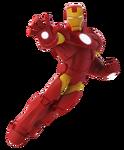 DI Iron Man Inflight Render