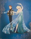 Designer Collection - Elsa and Hans