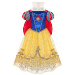 Disney Store Princess Snow White Halloween Costume Dress