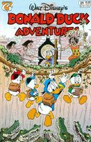 Donald Duck Adventures no 21 1993