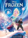 Frozen Graphic Novel Cover