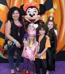 Halloween with Disney Channel stars 2014