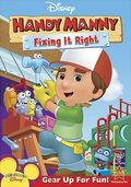 Handy Manny Fixing It Right DVD