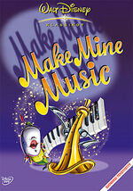 Make Mine Music Finland DVD