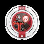 Marvel team up ant-man Disc