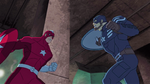 Red Guardian & Captain America AA