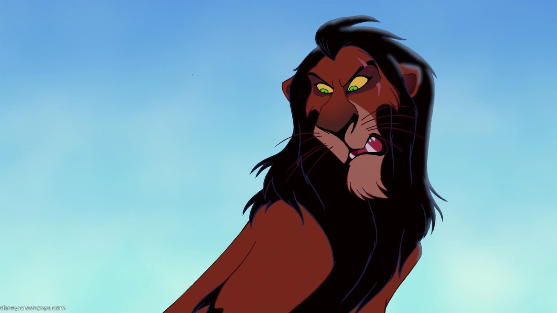 Scar 1 The Lion King