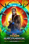 Thor Ragnarok Grandmaster Poster
