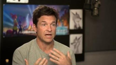 "Zootopia Zootropolis ""Nick Wilde"" Behind The Scenes Interview - Jason Bateman"
