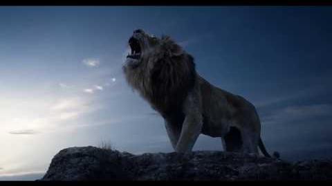 Король Лев - тизер-трейлер