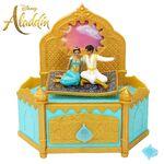 Aladdin Musical Jewelry Box
