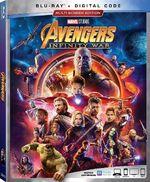 Avengers Infinity War BD