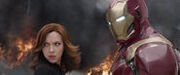 Black Widow & Iron Man