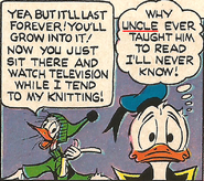Comic Fethry Duck