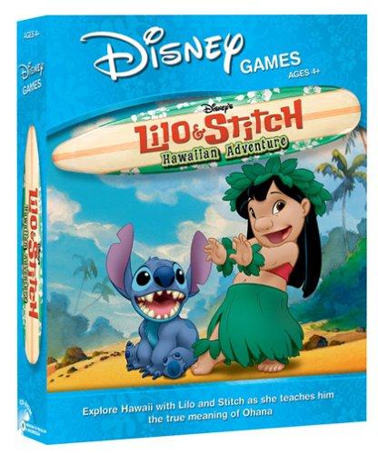 Disney's Lilo & Stitch Hawaiian Adventure